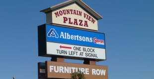 Mountain View Plaza, Central Point
