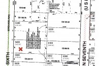 1021 NE 6th St, GP jpeg map